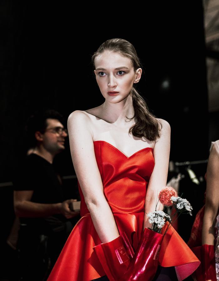 Photo: Suncica Zurkovic, Model Anastasija Despotovic