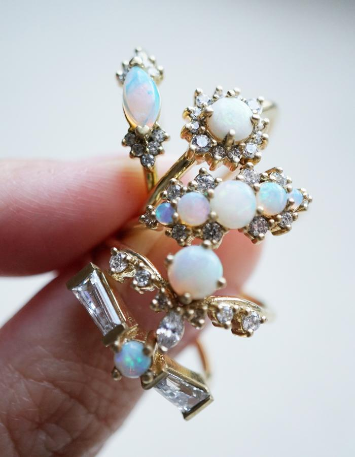 Tippy Taste Opal Collection